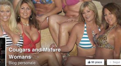 cougar facebook